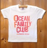 134R T-Shirts OFC KIDS PINK  WH