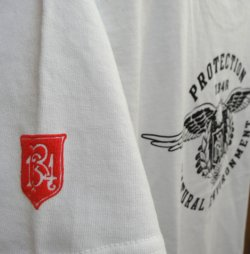 画像3: 134R T-Shirts Eagle T White