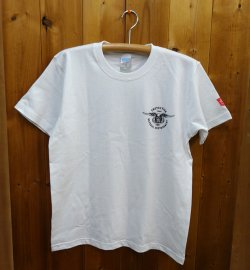 画像4: 134R T-Shirts Eagle T White