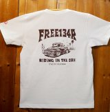 134R T-Shirts Style of California Truck WH