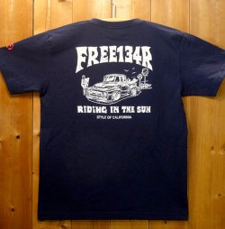 画像1: 134R T-Shirts Style of California Truck NY