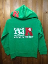 134R Parka Kids R-eye