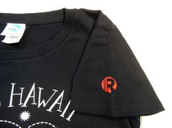 画像4: 134R T-Shirts Ladies Navy KujiaHawaii