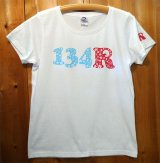 134R T-Shirts 2015 Ladies cute logo