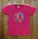 134R T-Shirts 2016 watercolor Pink