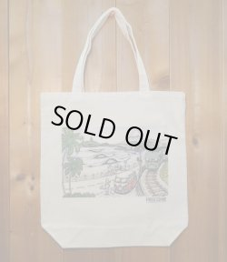 画像1: 134R  surf campus tote bag