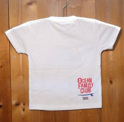 画像2: 134R T-Shirts OFC RAINBOW Kids WH