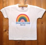 134R T-Shirts OFC RAINBOW Kids WH