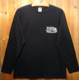 134R Long T-Shirts FREE 134R RIDING IN THE SUN black