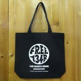 134R  circle campus tote bag ブラック