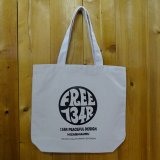 134R  circle campus tote bag ライトグレー