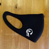 134R Wet Suits Mask R Logo Black